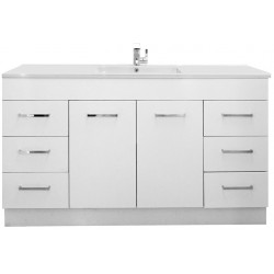 Floor Vanity 1500mm FORMA-Stone Resin Top