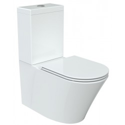 LECCO Toilet Suite with Slim Seat