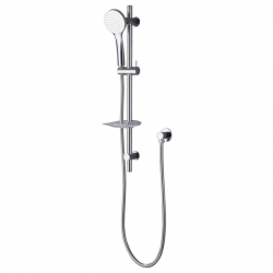 VOGUE Slide Shower Single Function Chrome
