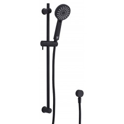 VOGUE Slide Shower - Black