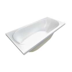 VOGUE Aura Top Mount Bath 1600mm