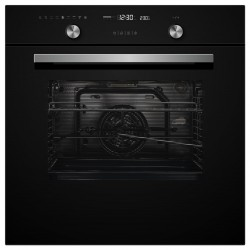 VOGUE Wall Oven 9 Function 600mm Stainless Steel