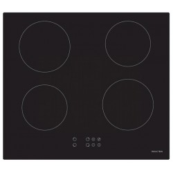 VOGUE Induction Cooktop 600mm 4 Zones Schott Glass