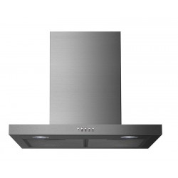 T-Canopy Rangehood 600mm Stainless Steel