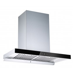 VOGUE T-Canopy Rangehood 900mm Stainless Steel