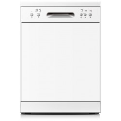 ORION Freestanding Dishwasher 12 Place White