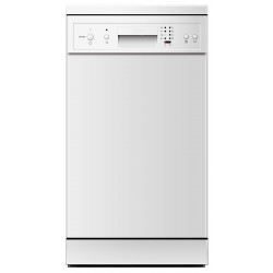 ORION Slimline Freestanding Dishwasher 9 Place White