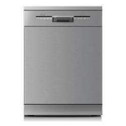 VOGUE Freestanding Dishwasher 14 Place Stainless Steel
