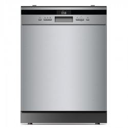 VOGUE Dishwasher 15 Place Stainless Steel