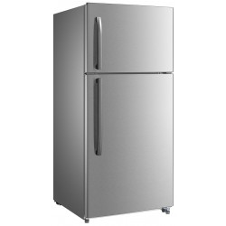 MIDEA Fridge Freezer 535L Stainless Steel
