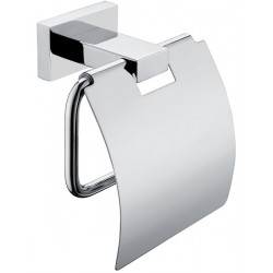 VOGUE Cambria Toilet Roll Holder with Cover