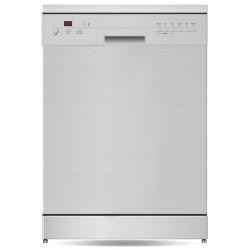 NEON Freestanding Dishwasher 14 Place Stainless Steel