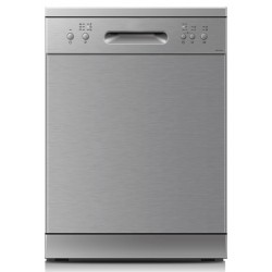 ORION Freestanding Dishwasher 12 Place Stainless Steel