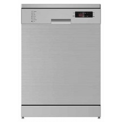 SATURN Freestanding Dishwasher 15 Place Stainless steel