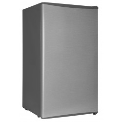 MIDEA Bar Fridge 112L Stainless Steel