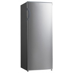 MIDEA Upright Freezer 172L Stainless Steel