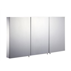 Vue White Mirror Cabinet - 1200mm
