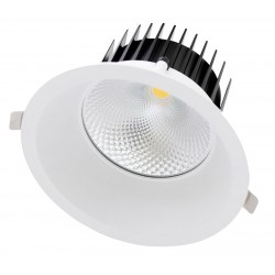 SMD LED Downlight 30W 6000K Dimmable 226mm