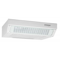 VOGUE Slimline Rangehood 600mm White