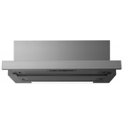 VOGUE Integrated Pull Out Rangehood 600mm Stainless Steel