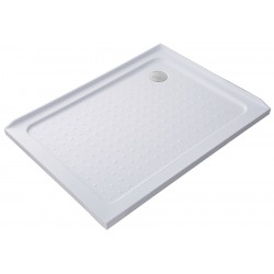 VOGUE Rectangle Shower Tray 1200mm - Right