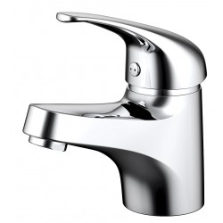Ecoflo Basin Mixer - Chrome