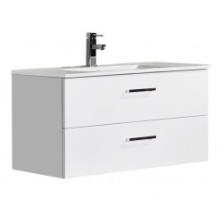 NOVO Wall Vanity 900mm - CLASSIC Ceramic Top