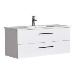 NOVO Wall Vanity 1200mm - CLASSIC Ceramic Top